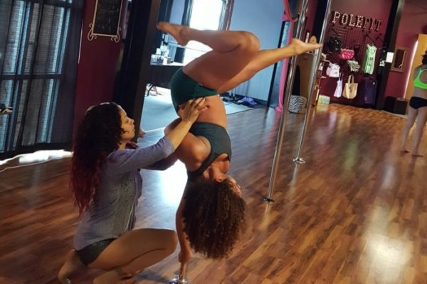 PoleFit Private Lessons